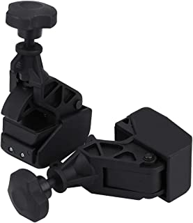 Qiilu Rim Wheel Changing Helper Tire Changer Bead Clamp Mount Drop Center Tool Depressor 2pcs