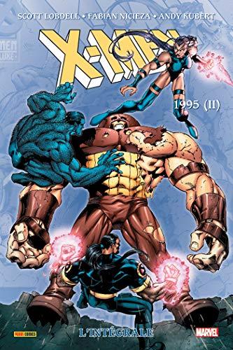 X-Men: L'intégrale 1995 II (T42): (Vol. 42)