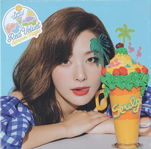 Red Velvet Summer Magic Seulgi Ver. (韓国盤)(限定盤)