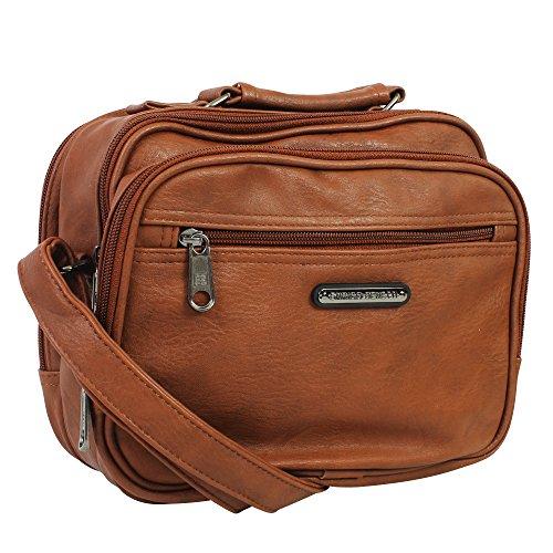 Enrico Azimut Benetti Group 54515die Handtasche aus Kunstleder
