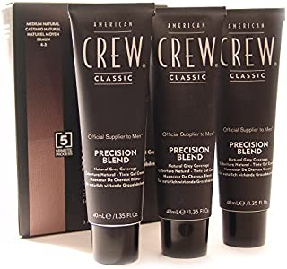 american crew precision blend medium ash