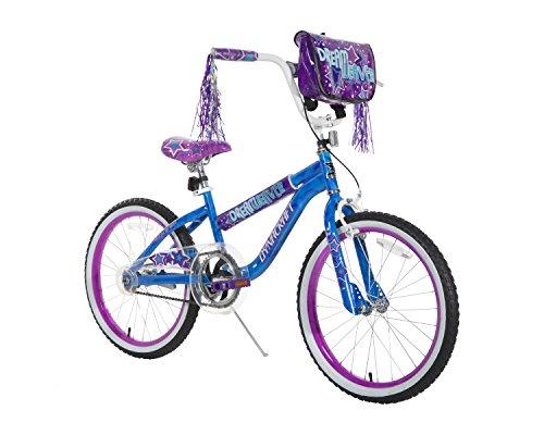 Dynacraft Girls Dream Weaver Bike, Blue/Purple/White/Black, 20'/One Size