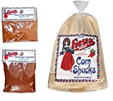 Bolner's Fiesta Extra Fancy Tamale Seasoning Kit With Corn Shucks Bundle - Seasons 4# Meat And Masa:...