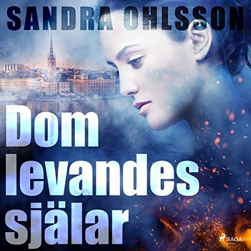 Dom levandes själar audiobook cover art