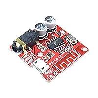 ミニ MP3 Bluetooth 4.1 ロスレスデコーダステレオ出力ボード車のスピーカーアンプマイクロ Usb モジュール回路ボードモジュール 3.7 ボルト 5 ボルト