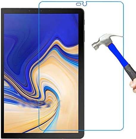 For Samsung Galaxy Tab S4 Tablet Tempered Glass Screen Protector 2 PACK Anti Scratch Tempered product image