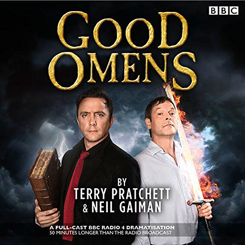 Couverture de Good Omens
