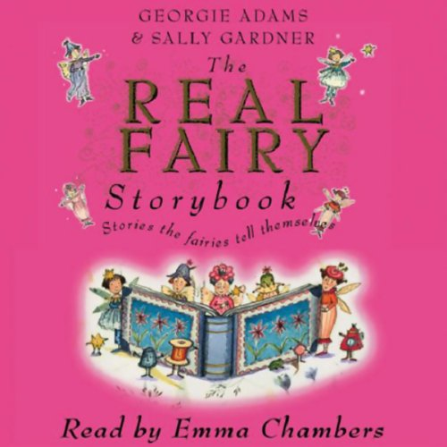The Real Fairy Storybook audiobook cover art