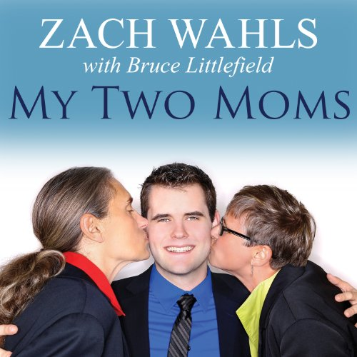 My Two Moms audiobook cover art