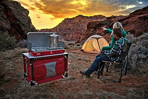 Camp Chef Everest 2 Burner Stove (Renewed)