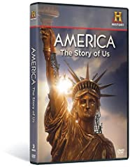 America: The Story of Us - DVD Brand New
