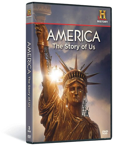America The Story Of Us (3-Disc ...