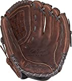 Rawlings Player Preferred Baseball Glove, Regular, Slow Pitch Pattern, Basket-Web, 12 Inch...