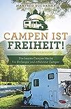 Campen ist Freiheit! Die besten Camper Hacks für Anfänger und erfahrene Camper