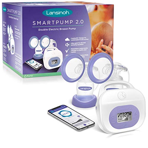 Product Image of the Lansinoh Smartpump2.0 Double Electric Breastpump for Breastfeeding Moms