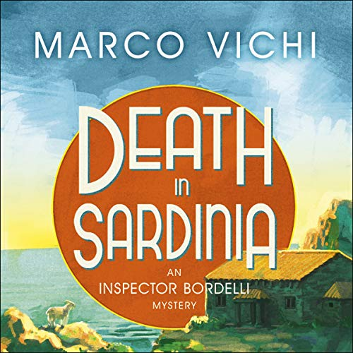 Death in Sardinia audiobook cover art