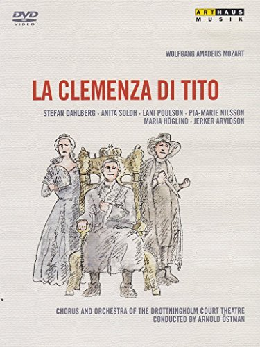 La Clemence De Titus: Drottningholm (1987) (Live) [Jewel_Box]