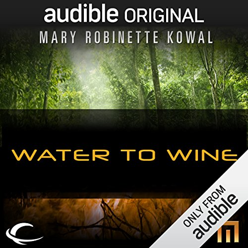 Water to Wine     A METAtropolis Story              De :                                                                                                                                 Mary Robinette Kowal                               Lu par :                                                                                                                                 Kate Mulgrew                      Durée : 1 h et 31 min     Pas de notations     Global 0,0