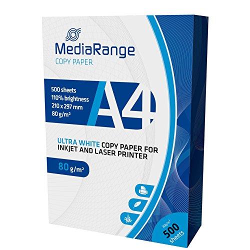 MediaRange MRINK110 - Papel de copia