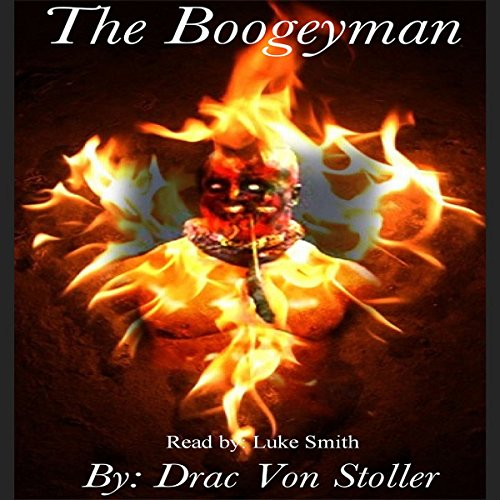 The Boogeyman audiobook cover art