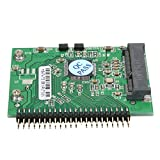 ILS. - MSATA Mini PCI-E SSD to 1.8inch 44 Pin IDE Adapter Hard Disk Converter Card Board