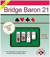 Bridge Baron 21 Easy To Use Bridge Game
