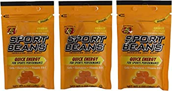Jelly Belly Orange Sport Beans 1-Ounce  24 Pack