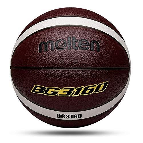 KCGNBQING Baloncesto Molten Ballball Ball Funcion Size7 Al Aire Libre Basketbol de Baloncesto Inflable Topu Baloncesto