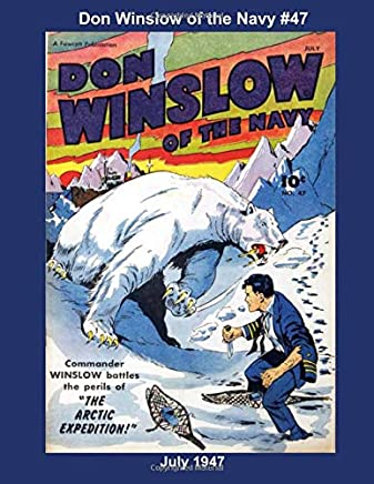 Don Winslow of the Navy #47 - July 1947