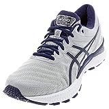 ASICS Gel-Nimbus 22 - Zapatillas de correr para hombre, Gris (Piedmont Gris/Peacoat), 50 EU