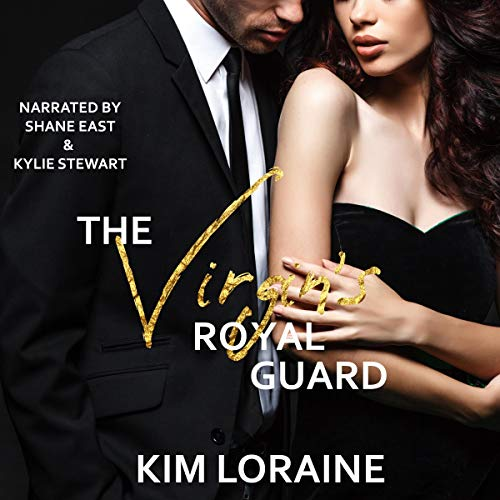 The Virgin's Royal Guard audiobook cover art