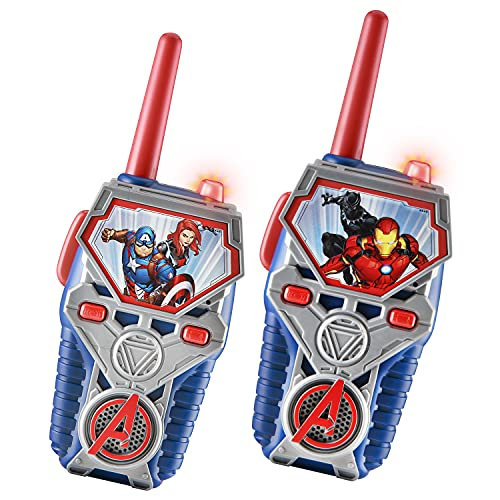 EKids Avengers Walkie Talkies