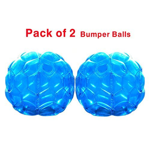 Geekper Sumo nflatable Body Bubble Bumper Bopper for Kids and Adults 36