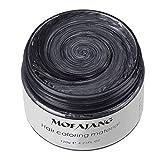 NYKKOLA Unisex Hair Wax Color Dye Styling Cream Mud,...