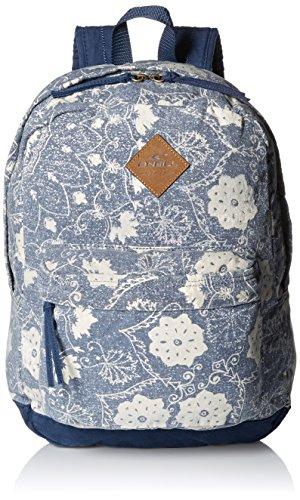 O 'Neill Junior de playa lienzo impreso mochila - Azul -
