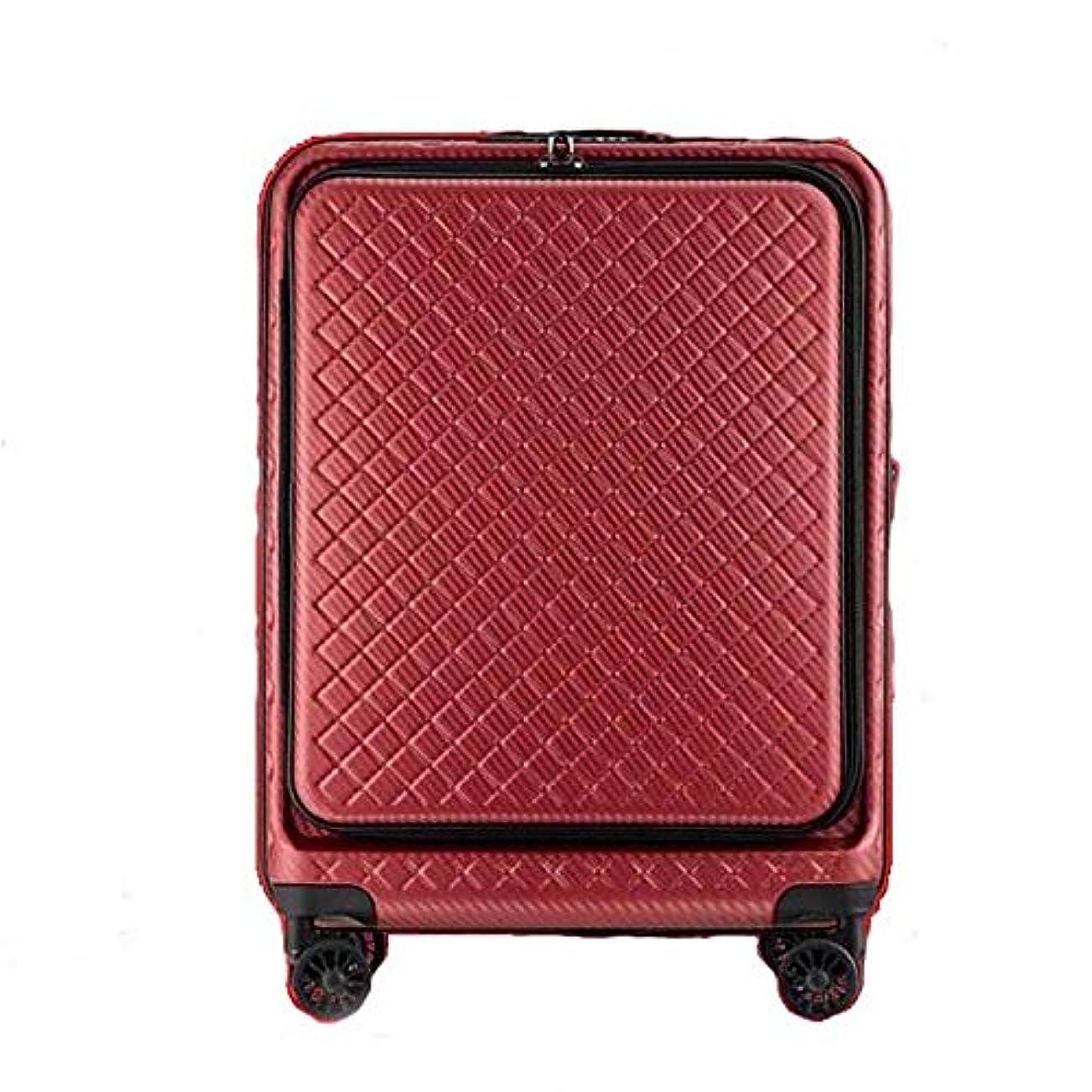 上陸領域落ち込んでいる(FUNNファン)2020モデル 機内持込 41Lから53Lへ容量変更 充電用 USBポート付 TSAロック 新型スーツケース キャリーケース キャリーバッグ トラベルバッグ 超軽量 マット加工 BN8018 Sサイズ