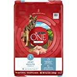 Purina ONE Natural Dry Dog Food for Hip & Joint Care, +Plus Joint Health Formula - 16.5 lb. Bag