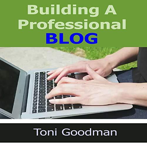 『Building a Professional Blog』のカバーアート