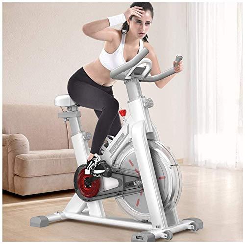 LIANGANAN Bicicleta dinámica Ejercicio Bicicleta Pedales Inicio Ejercicio de Interior Bicicleta de Pérdida de Peso Equipo de Gimnasio para Entrenamiento en Casa y Ejercicio Aeróbico zhuang