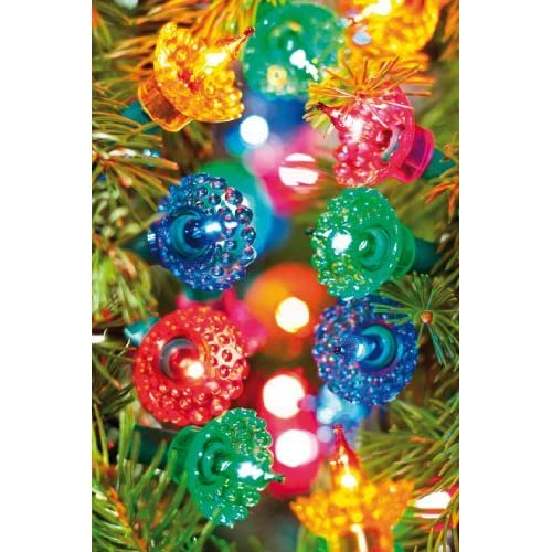 40 Pickwick Fairy Lights (Multi-Coloured) - Retro Christmas Lights: Amazon.co.uk