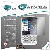 2 x Slabo Bildschirmschutzfolie BlackBerry Q5 Bildschirmschutz Schutzfolie Folie