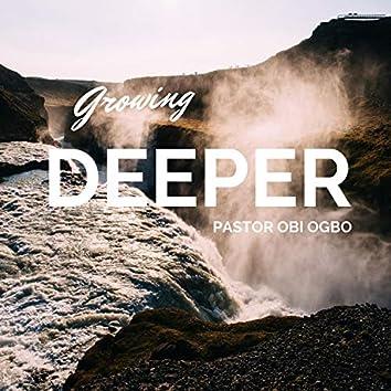 Growing deeper in christ