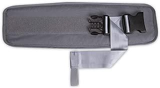 Bebamour Waistband Extender Adjustable Extension Belt Fit for Women & Men Ergonomic Baby Carrier Waistband Extender (Grey)