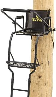 Rivers Edge 1 Man Seat Lock On Deer Hunting Tree Ladder Stand