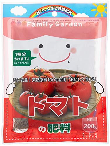 朝日工業 Family Garden トマトの肥料 200g