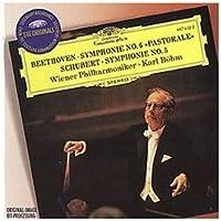Beethoven: Symphony No. 6, Schubert: Symphony No. 5 / Bテカhm, Vienna Philharmonic Orch. (1996-05-14)