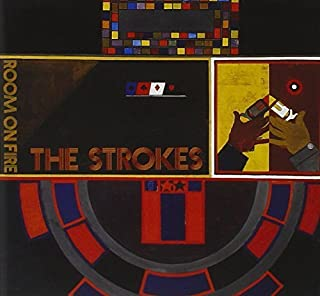 Room on Fire by Strokes (2003-10-28)