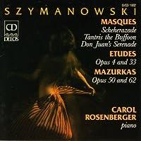 Masques / Etudes / Mazurkas