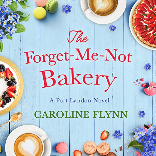 The Forget-Me-Not Bakery  By  cover art