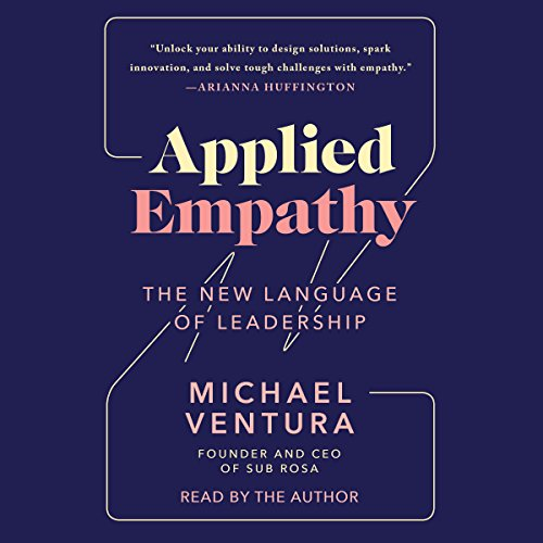 Applied Empathy audiobook cover art